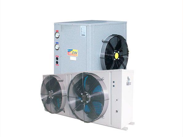 分体式闭环热泵除湿烘干机组