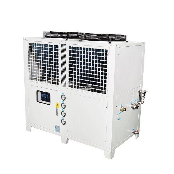 风冷箱式工业冷水机组合作客户