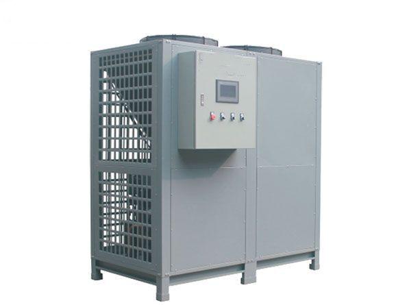 顶出风整体闭式热泵烘干机