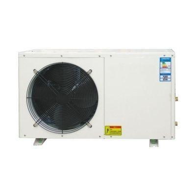 空气能家用热水机组案例
