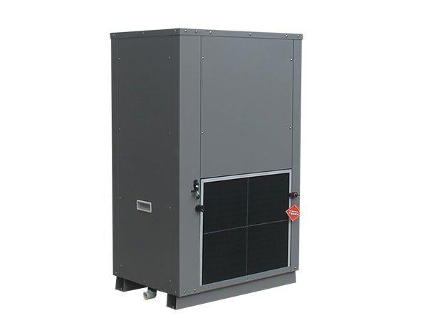 小型整体闭式热泵烘干机-顶出风